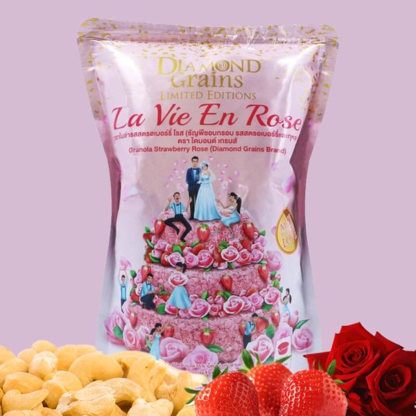 Strawberry Rose Product