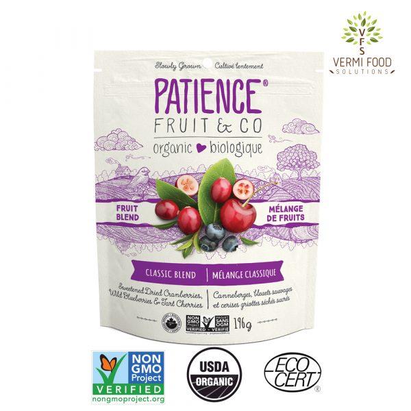 Organic Fruit Blend