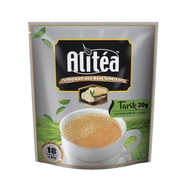 Alitea Tongkat Ali and Ginseng Premixed Tea