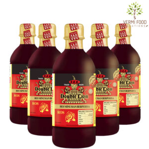 Double Lion Flavored Concentrate Rose