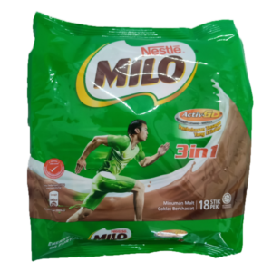Nestlé Milo Activ-Go 3 In 1 Chocolate Malt Drink