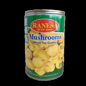 Ranesa Brand Whole Top Quality Mushrooms