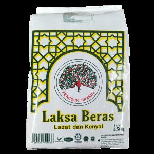 PEACOCK Laksa Rice Noodle