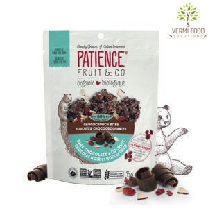 Patience Organic Chococrunch Bites Dark Chocolate & Coconut
