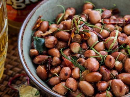 Combodian Spicy Roasted Peanut